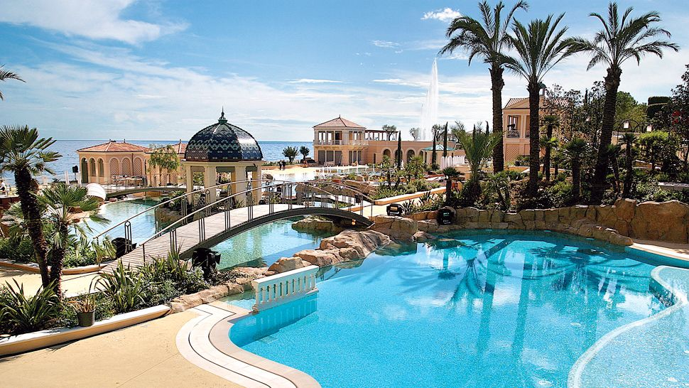 Passion for luxury monte carlo bay hotel resort in monaco - Monte carlo beach hotel ...