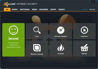 Avast Pro dan Avast Internet Security