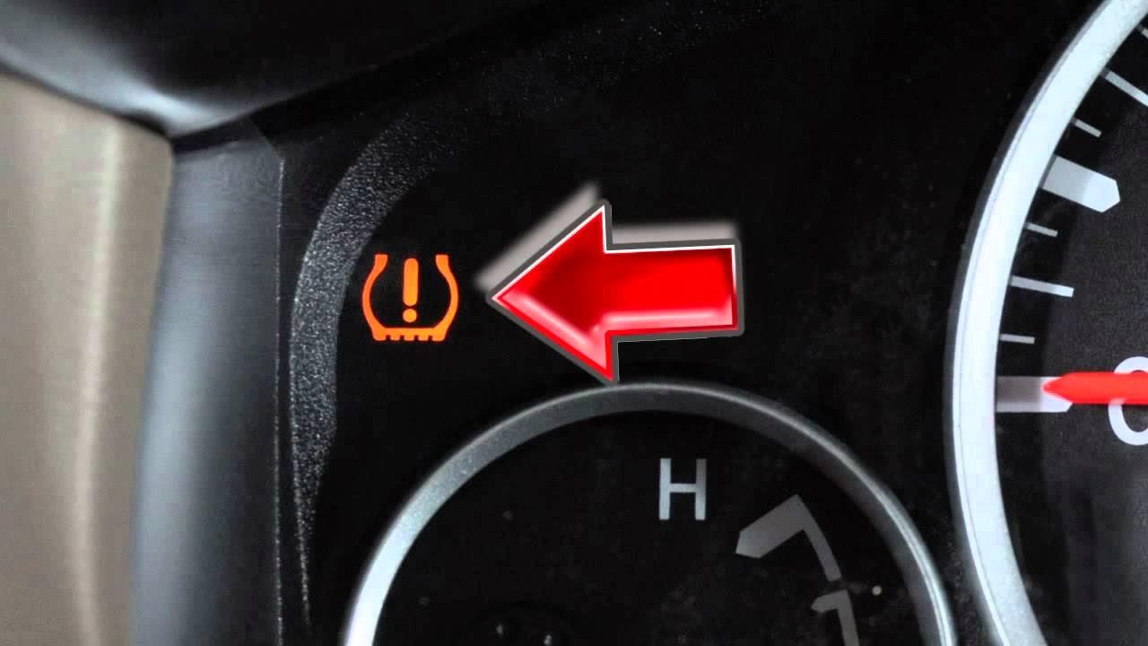 larry  miller nissan mesa  tire pressure warning light