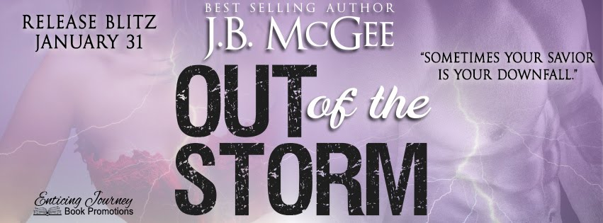 Out of The Storm Release Blitz
