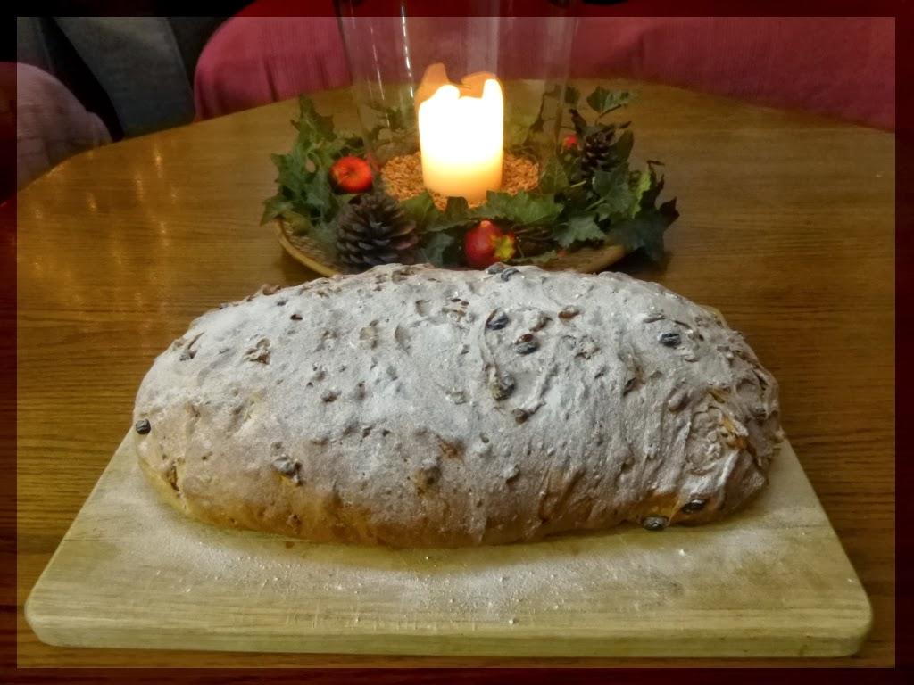 christmas bread baking recipes