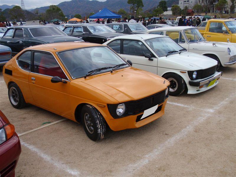 Suzuki Cervo SS20, samochody z okrągłymi reflektorami, auta z silnikami 3-cylindrowymi, japońskie klasyki, ciekawe samochody, クラシックカー、軽自動車、日本車