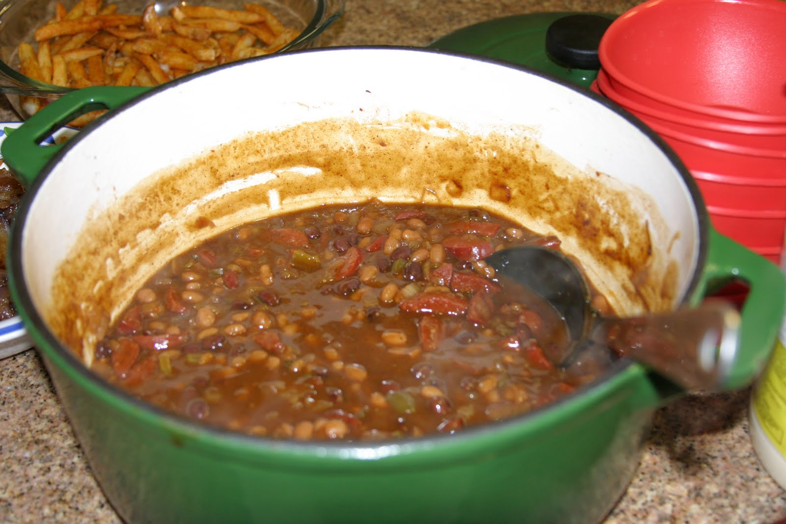 Baked Beans, Texas Ranger Recipe — Dishmaps
