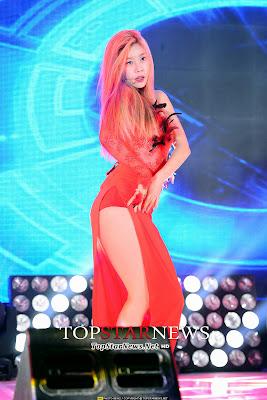 Sojin Something Music Bank