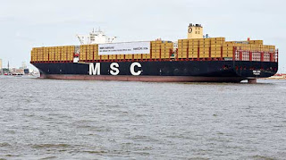 Msc Zoe makes headlines in Scandinavia