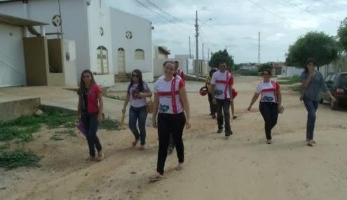 Juventude Missionária de Pato (PB) realiza primeira atividade do ano