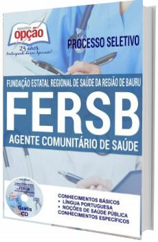 Apostila Concurso FERSB 2017