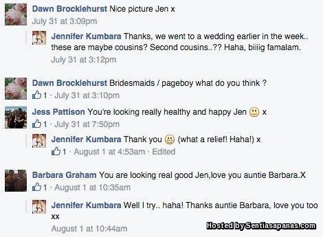 Bayu Kumbara dan Jennifer Brocklehurst - Friends