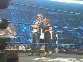 WWE تكرم المصارع الأسطوري إيدج في سماك داون...شاهد الصور  893
