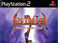 Game Ps2 - Arc The Lad Twilight Of The Spirits