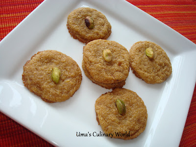 eggless multiflour coconut cookies