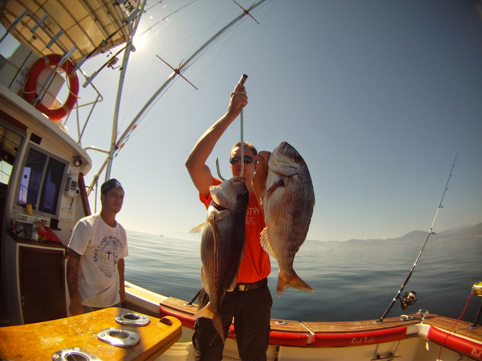 Deep sea fishing Marbella. Fishing charter, fishing trips.