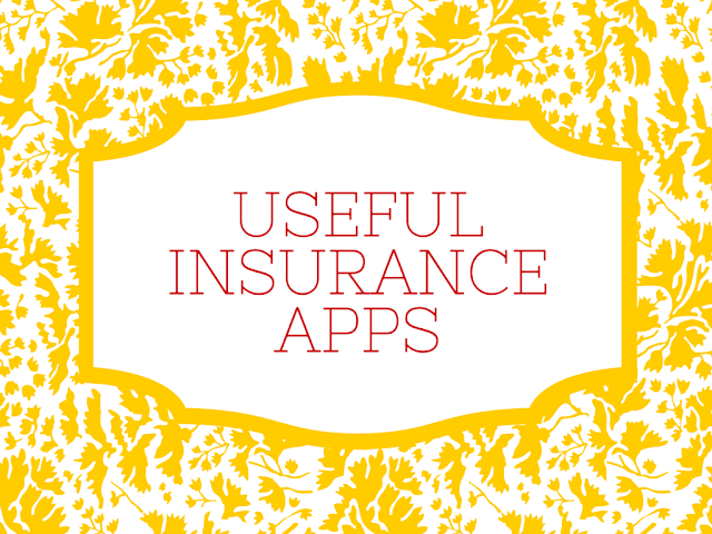 List of Useful Insurance Apps