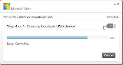 Cara Mudah Install Windows 8 Dari USB Flashdisk