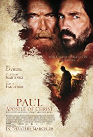 Watch Paul, Apostle of Christ Online Free 2018 Putlocker
