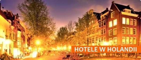 Holandia Hotele