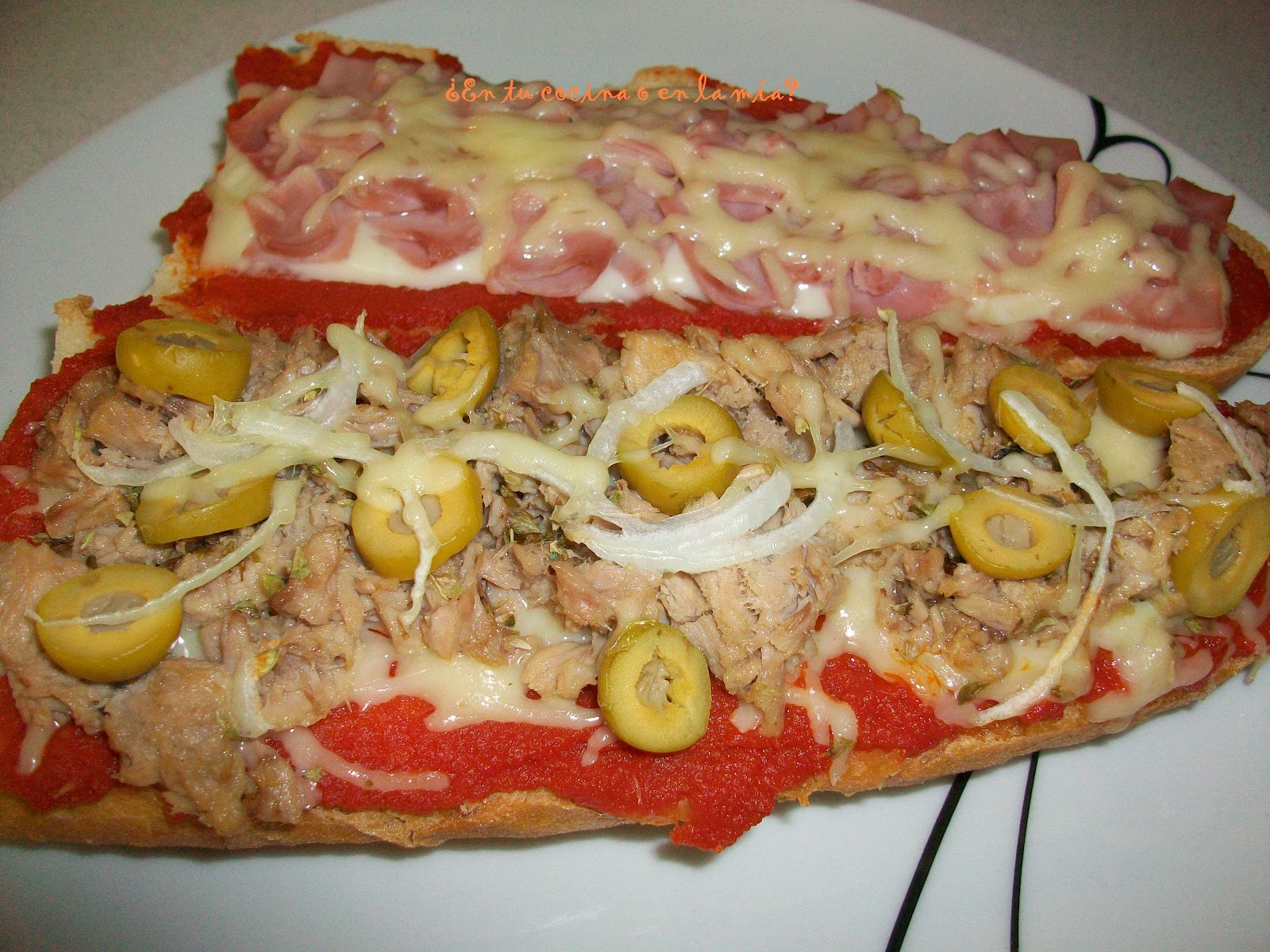 En tu cocina o en la m a panini - Recetas merienda cena informal ...