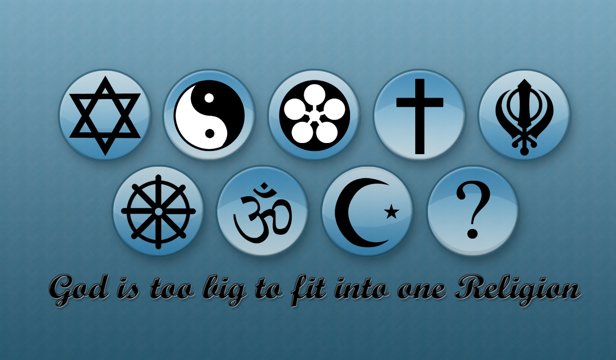 What are some different types of religion?