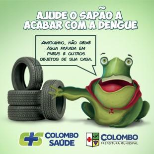 Colombo Contra a dengue
