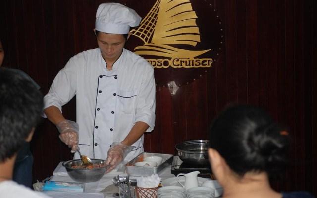 Cooking Class - Calypso Cruise