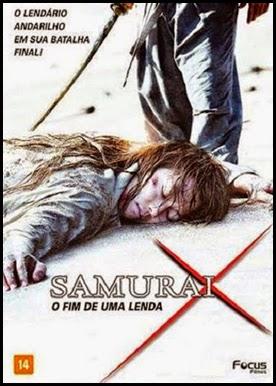 Download Samurai X – O Fim de Uma Lenda - Dublado