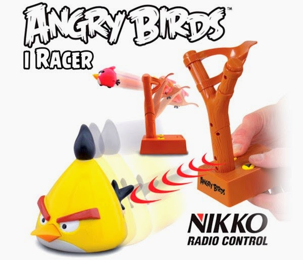 Angry Birds Racer