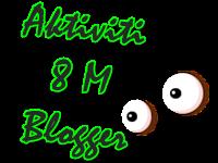 Aktiviti Blogger