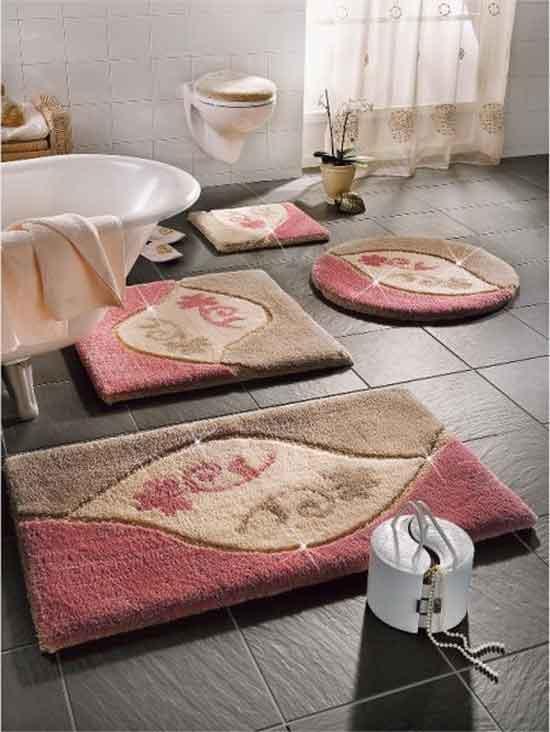 Bathroom Plus Bathroom Rugs
