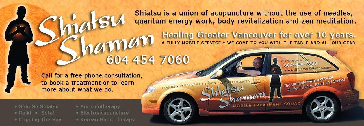 Shiatsu Shaman