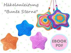 Ebook Kunterbunte Sterne - STARS