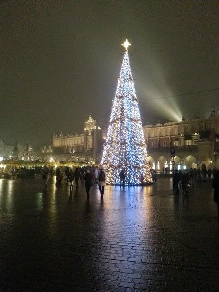 Kraków Targi Boże Narodzenie 2014