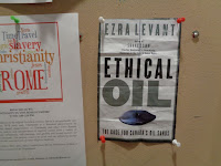 """Ethical Oil"", by Cdn Ezra Levant"