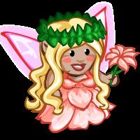Lily Fairy Gnome