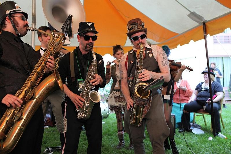 steampunk world fair