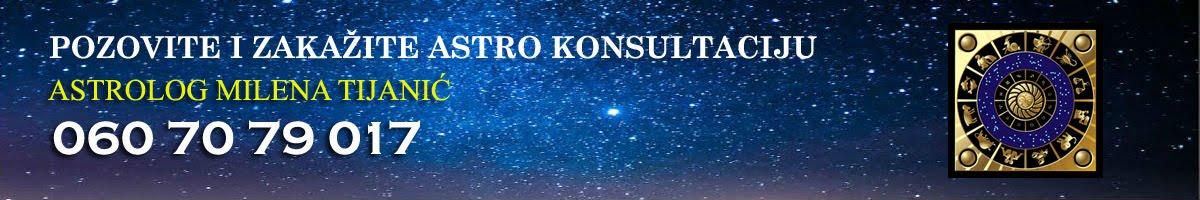 HOROSKOP & TAROT by Milena Tijanić