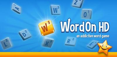 WordOn HD: een leuke, verslavende gratis game voor je smartphone of tablet!