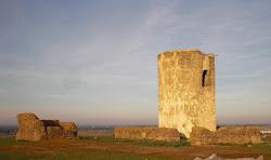 Atalaya de Los Rostros, en Badajoz