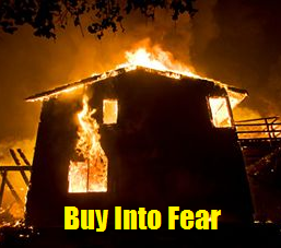 buy into fear panic