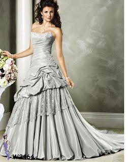 Model Baju Gaun Pesta Elegan