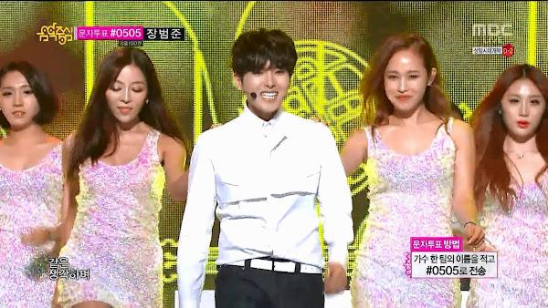 TVXQ Backup Dancers Super Junior