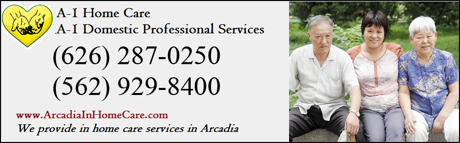 Arcadia In Home Care