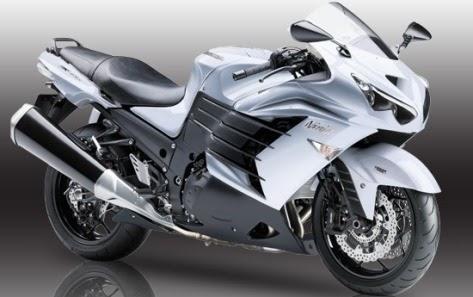 Wow Kawasaki Ninja ZX14R sudah muncul di situsnya KMI,dibanderol dengan harga Rp 300.000.000 . . (saja)