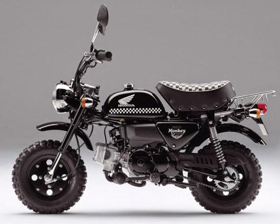 honda motorrad monkey motorrad bild idee. Black Bedroom Furniture Sets. Home Design Ideas