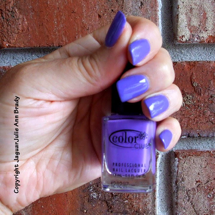 Pucci-licious Color Club Poptastic Nail Polish