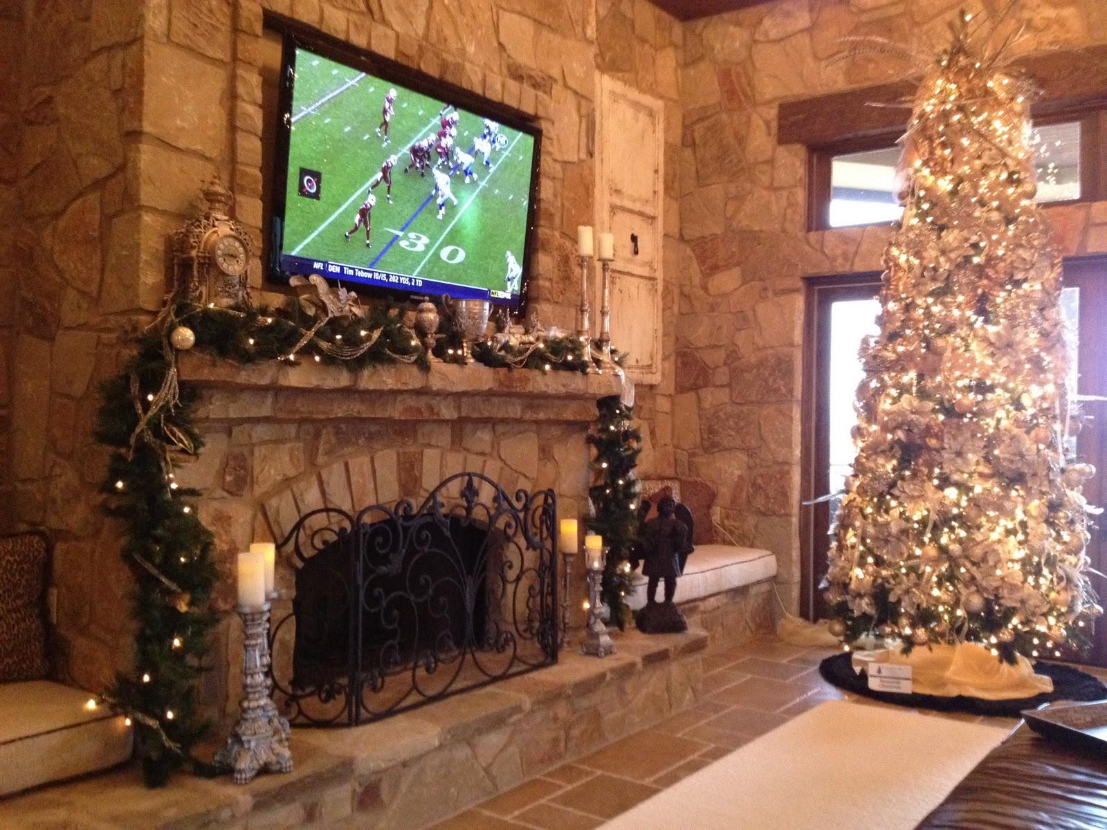 Christmas showhome show stopper | interior home
