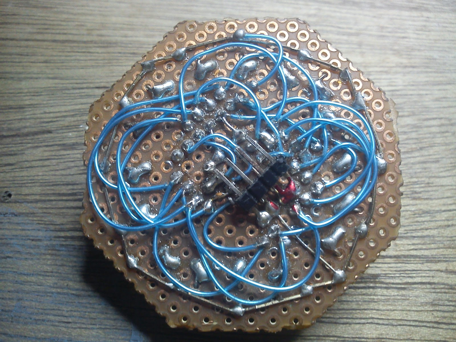 Iron Man Chest Arc Reactor (PIC12F1840) V3.00