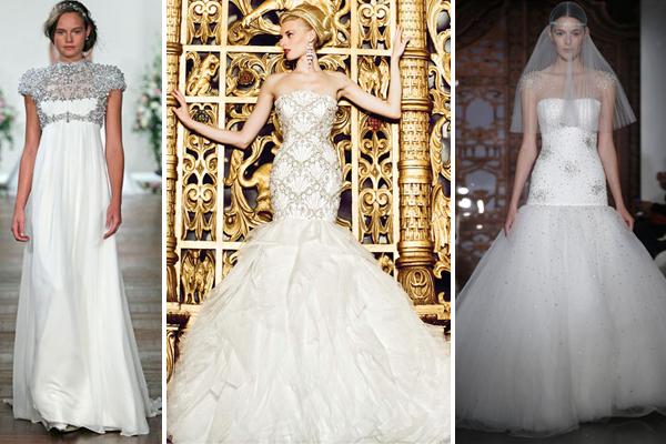 فساتين الزفاف 2013 فساتين الزفاف 2013