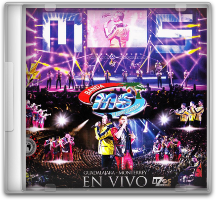 Banda Ms en vivo 2015