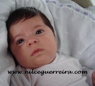 Rafaella - 1 mês