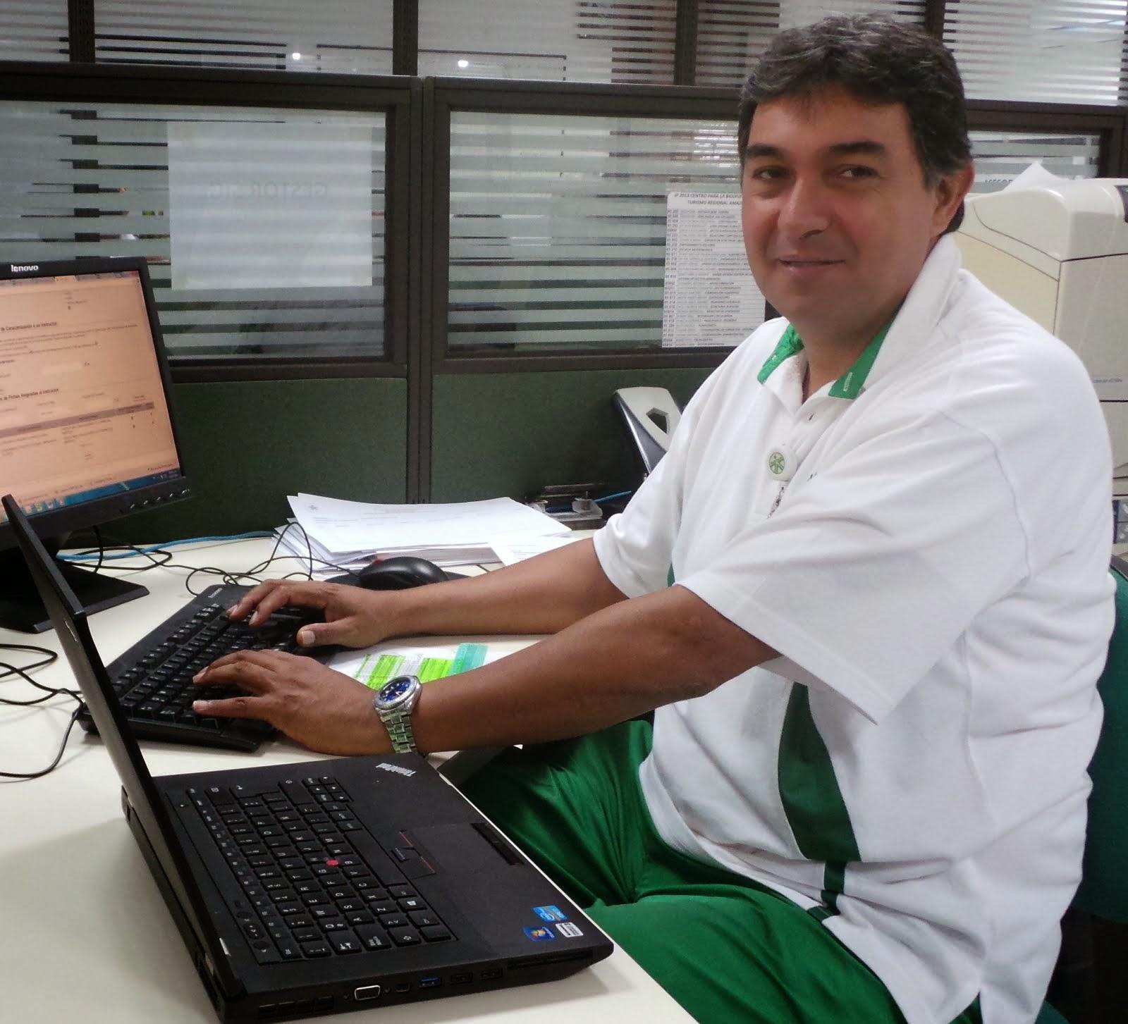 Instructor en el área de biodiversidad y medio ambiente